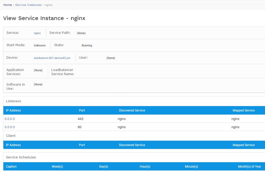 Services - Device42 Documentation | Device42 Documentation