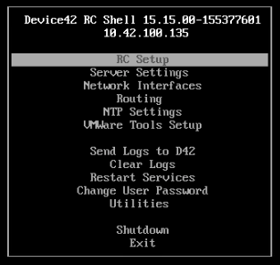 Remote Collector (RC) - Device42 Documentation | Device42